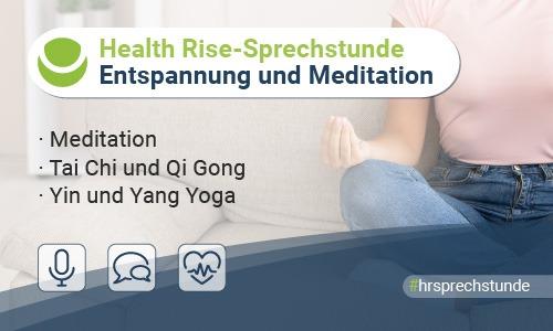 ntspannung und meditation